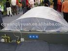 tubular biogas plant