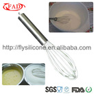 stainless steel kitchen whisk tools egg beater with high quality