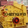 China experienced impact crusher exporter