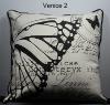 cotton/linen cushion
