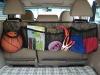 Car Organizer-Cargo Seat Organizer