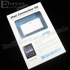 3 in1 Camera Connection kit Composite AV Cable + SD Card Reader+ USB For ipad,IP-190