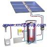 Enamel porcelain water tank