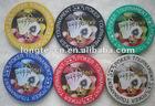 10.0g Professional Sticker Poker Chips