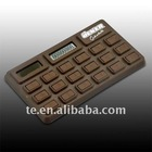 E4267 Chocolate Shape 8 Digital Calculator