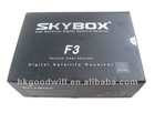 Original Skybox F3 1080pi Full HD Satellite Receiver Skyobx