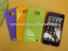 Defender Back silicone Case for Mobile Phone Samsung Galaxy S2 i9100