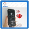 Factory supply New arrival ,good quality 3D dragon screen protector for iphone4