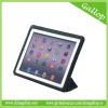 Slim PU leather case for ipad3