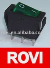 Rocker switch RWB-401