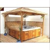 Hot Tub Wooden Gazebos