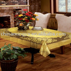 pvc lace table cloth size: 1.37m*20m/ 50cm*20m