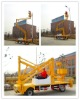 2012 new aerial work carriage with best price