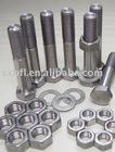 Titanium Screws and Nuts