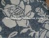 chenille jacquard sofa fabric