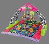 zebra-stripe Baby gym TH613358