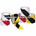Adhesive warning tape