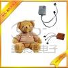 voice recording bear/recordable plush bear