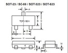 transistor MMBT series:MMBT3904,MMBT3906,MMBT5551,MMBT1015,MMBT2222,MMBT2907,MMBT5401,MMBT4148,MMBT1815