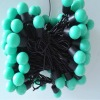 2012 NEW ! with 17mm color ball led christmas string light