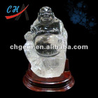 wholesale religious crystal gift&crystal buddha statue