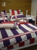 100% cotton printed bedding set 4pcs/5pcs