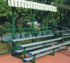 Multi level portable sports stand for indoor&outdoor sports meeting LX-B03