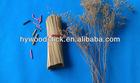 1.6mm Natural bamboo incense sticks