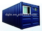 20' moving house container