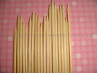3.0x180mm A grade, no bent, no black, no joint obtuse point bamboo skewers