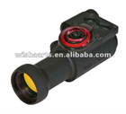 TriPower 30MM Tube Reflex Sight With Red Chevron Reticle