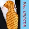 Men's Fashion Woven Polyester Necktie