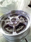 15 inch STEEL chrome WHEEL FOR VW
