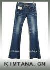 Cotton urban women jeans