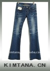 Cotton urban women jeans