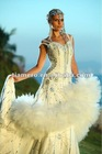 fancy wedding party dress in Dubai TH-5321
