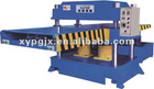 Hydraulic Four-column Bottom-up Plane Rubber Cutting Machine