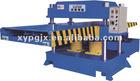 Hydraulic Four-column Bottom-up Plane Rubber Cutting Machine