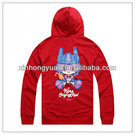 Sweater pullover men 2012 with hoodies