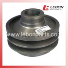 PC200-5 /6D95 Crankshaft Pulley for komatsu excavator, komatsu excavator parts