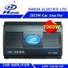 Car Amplifier 2000w for Universal model