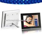 10.2Inch White/Black Color Digital Photo Frame