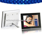 10.2Inch White/Black Color Digital Photo Frame