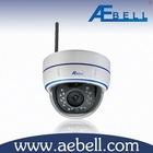 AEBELL H.264 IR Infrared Dome Wireless ip camera