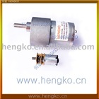 Mini motor gear box