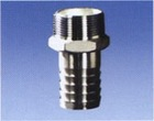 NPT and BSP male hydraulic hose fittings of carbon steel