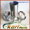 ISUZU Diesel Piston Ring 4JH1 Cylinder Liner Kits