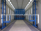 big size spray booth for truck and bus for Industrial Spray Booth