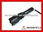 Remote control flashing lights MST-8D with flash torch light long red flashing lights