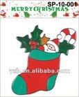 pvc Christmas window sticker